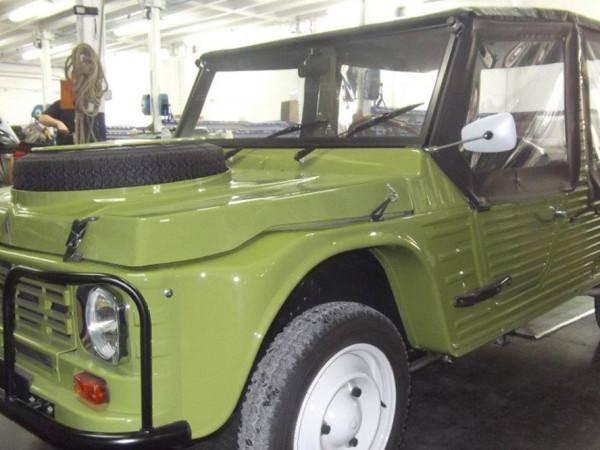 Méhari 4×4 Green (1980)
