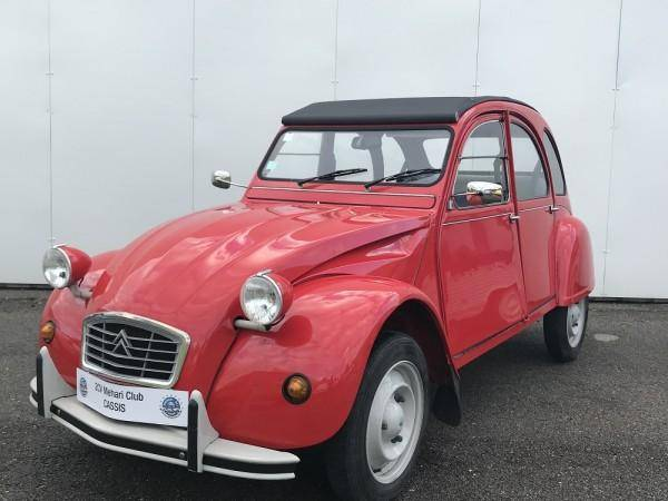 2CV6 Rouge (1990)